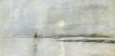 Джон Генри Твахтман. Лунный свет, Фландерс
