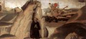 Нероккио Де Ланди. Жизнь Святого Бенедикта