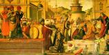 Витторе Карпаччо. Крещение Селениты