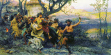 Генрих Ипполитович Семирадский. The Feast Of Bacchus