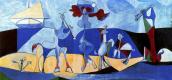 Пабло Пикассо. Сюжет 6