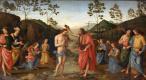 Пьетро Перуджино. Крещение Христа