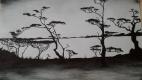 Koroleva Tatyana. Black maples