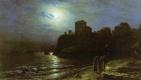 Лев Феликсович Лагорио. Лунная ночь на море