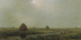 Мартин Джонсон Хед. Пейзаж на болотах в Джерси