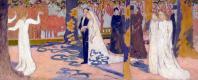 Морис Дени. Свадебное шествие
