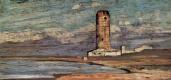 Джованни Фаттори. Башня Марцокко