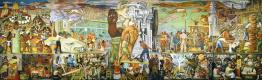 Диего Мария Ривера. Панамериканское единство