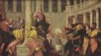 Паоло Веронезе. Христос и книжники