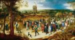 Ян Брейгель Старший. Свадебное шествие