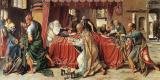 Йос ван Клеве. Смерть Девы Марии
