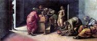 Лука Синьорелли. Рождество Святого Иоанна Крестителя