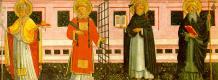 Бартоломео Капорали. Учения святых