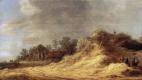 Ян ван Гойен. Дюны