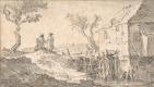 Ян ван Гойен. Водяная мельница