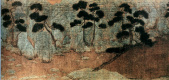 Чжао Мэн Фан. Пейзаж 070