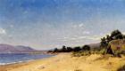 Поль-Камилл Гигу. Пустынный пляж