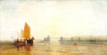 Joseph Mallord William Turner. Chain pier, Brighton