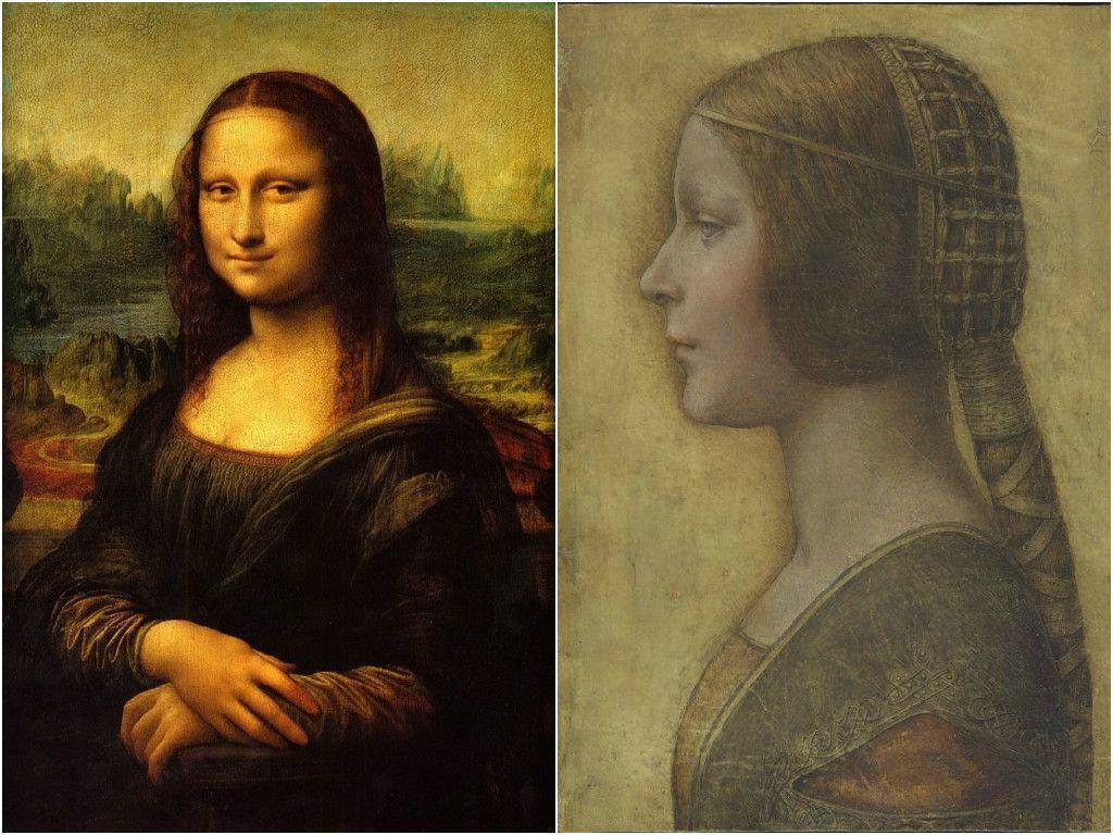 Описание портрета мона лизы