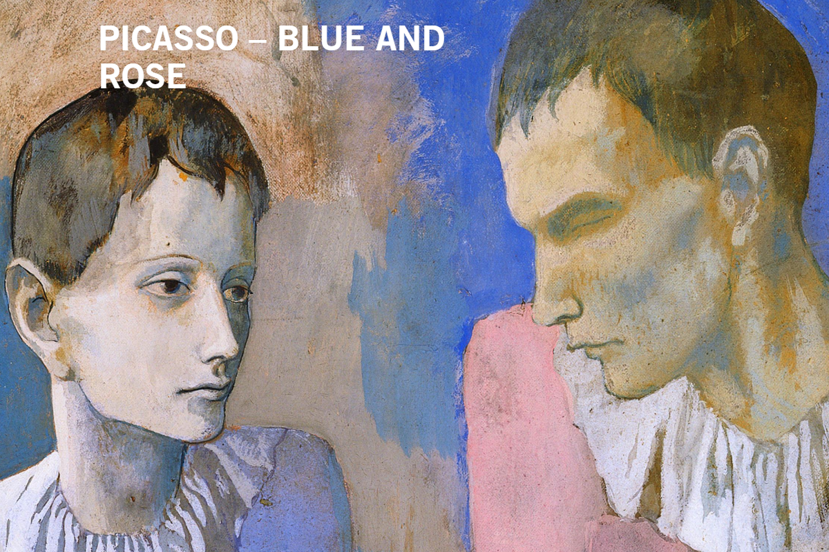 The happiness and melancholy of Picasso in Musee d'Orsay exhibition