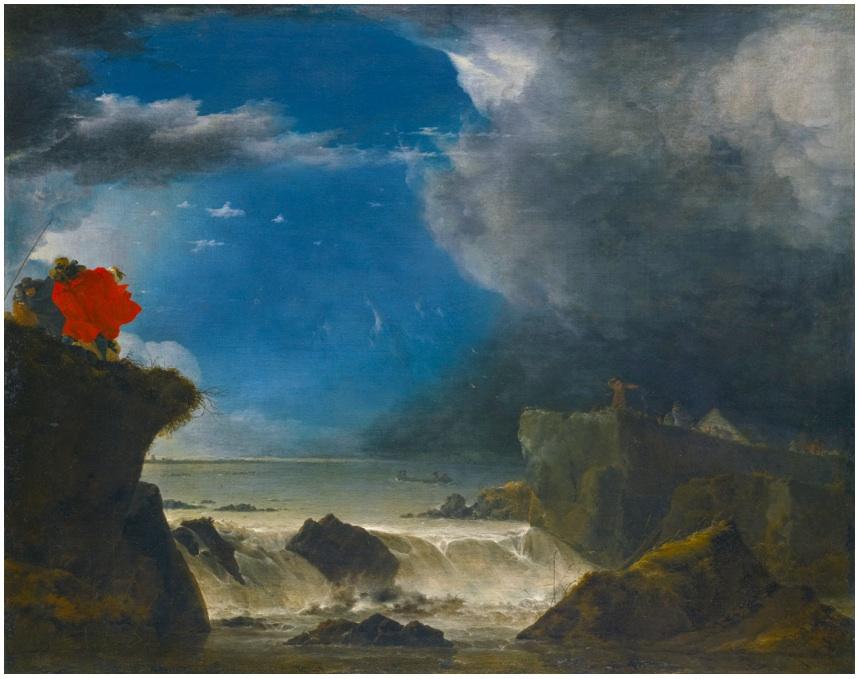 «Прорыв плотины»: где покупают полотна музеи? Как Рейксмюзеум приобрел картину известного голландца.