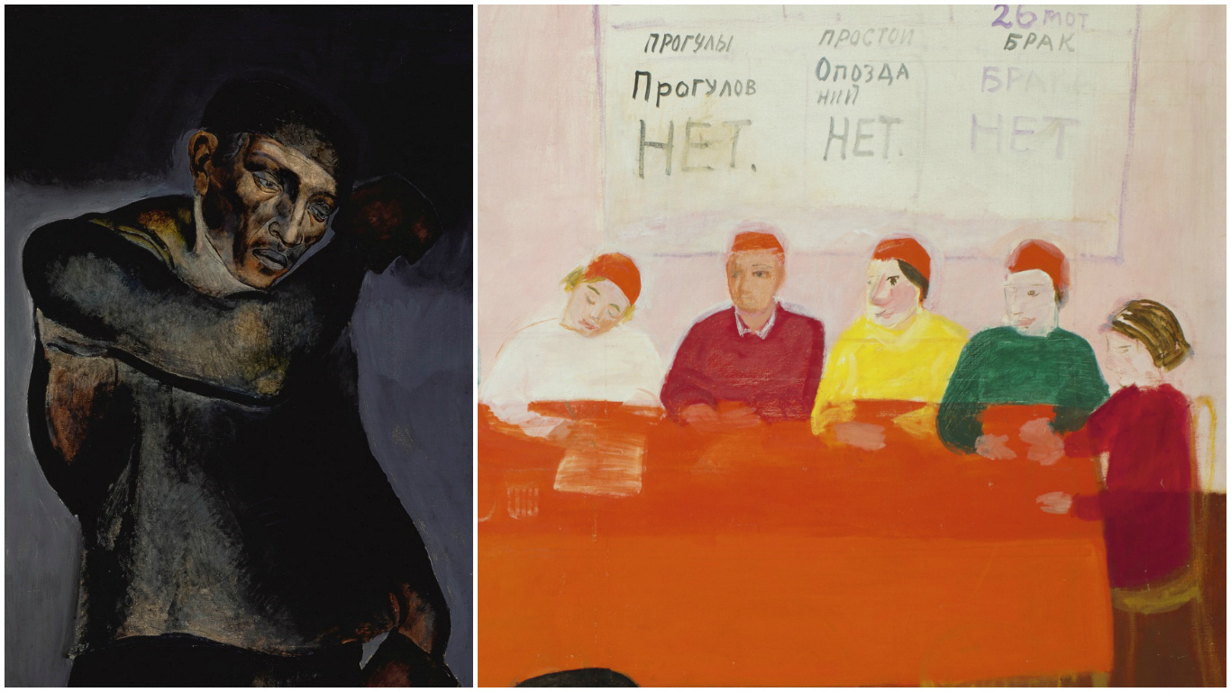 Картина Дейнеки за $5,95 млн станет лидером распродажи  Sotheby's «Искусство Советского Союза»