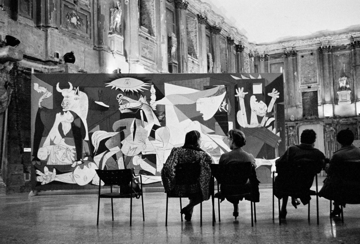 Юбилей «Герники» Пикассо отметят крупной выставкой в Мадриде