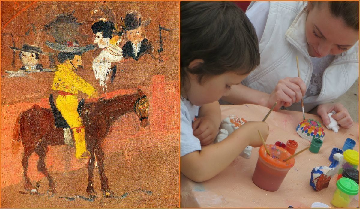 10 reasons to encourage your child to draw plus 10 early masterpieces of the great artists