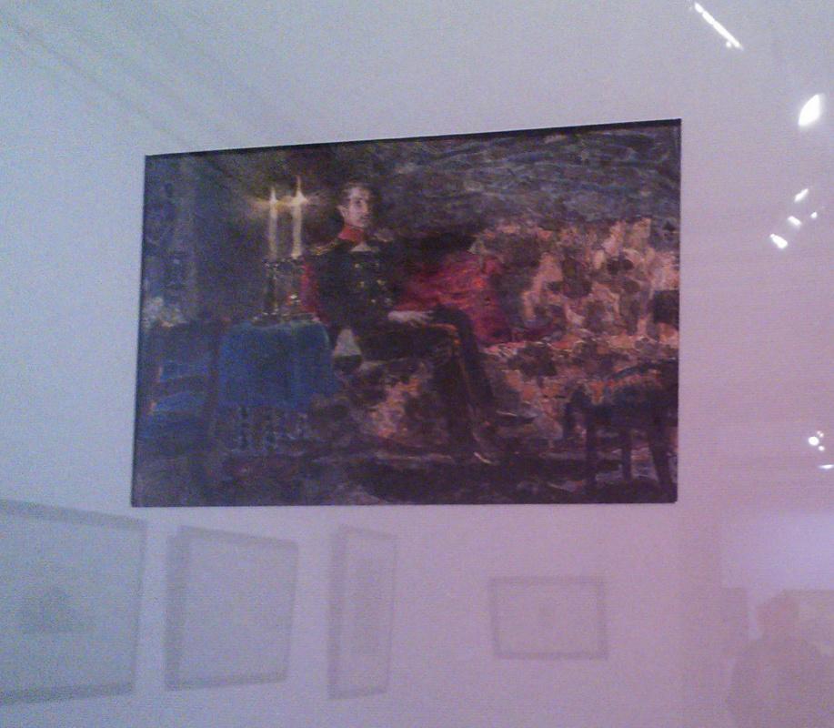 «Мятежный гений вдохновенья»: на выставке в честь юбилея М.Ю. Лермонтова в Киевском музее русского искусства - работы Врубеля, Ге, Брюллова
