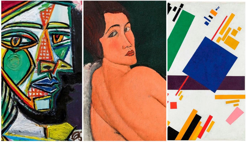 10 самых дорогих произведений искусства, проданных с молотка в 2018 году