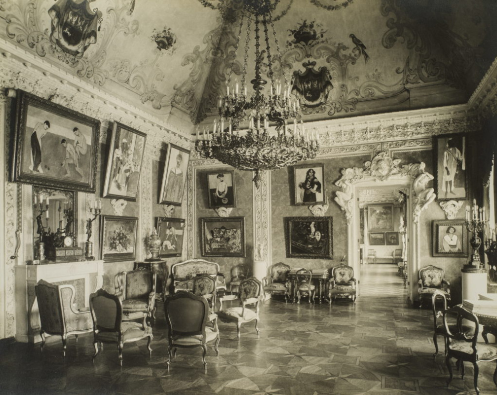 Зал Матисса. 1913