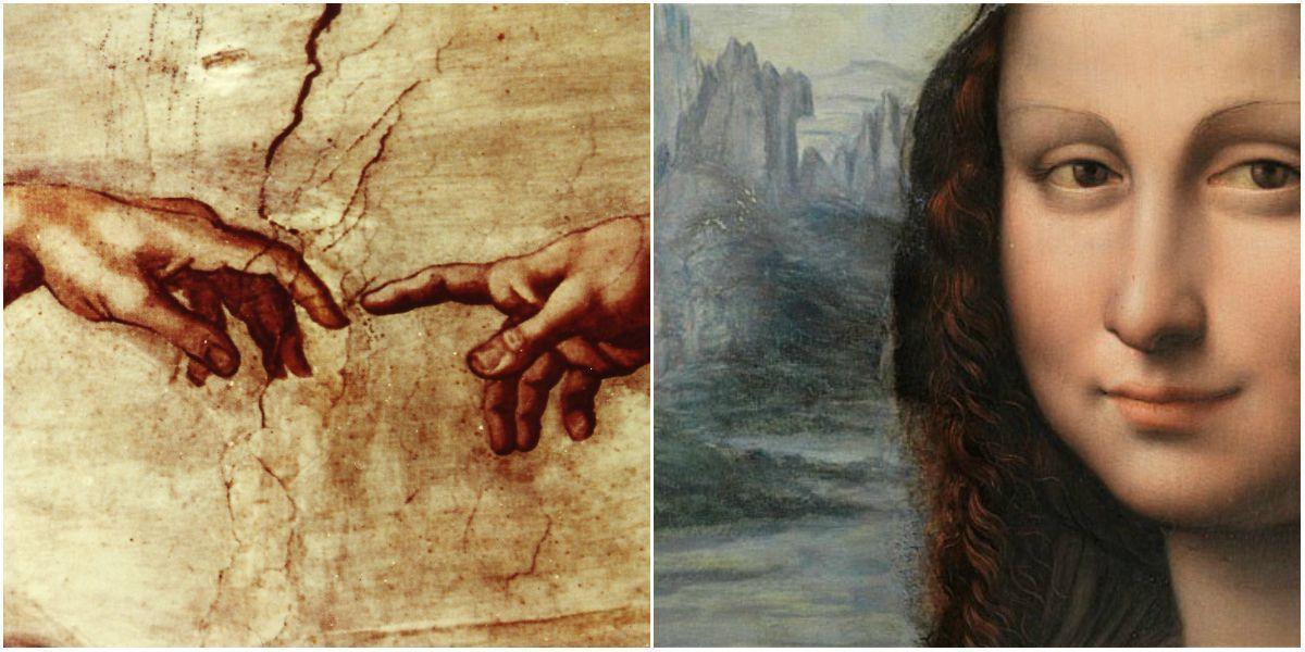 Интерактивная Мона Лиза и цифровая Сикстинская капелла: высокие технологии на службе у высокого искусства