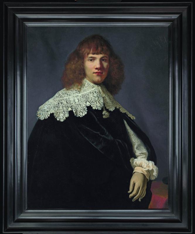 «Портрет молодого джентльмена» (1635), найденный арт-дилером Яном Сиксом