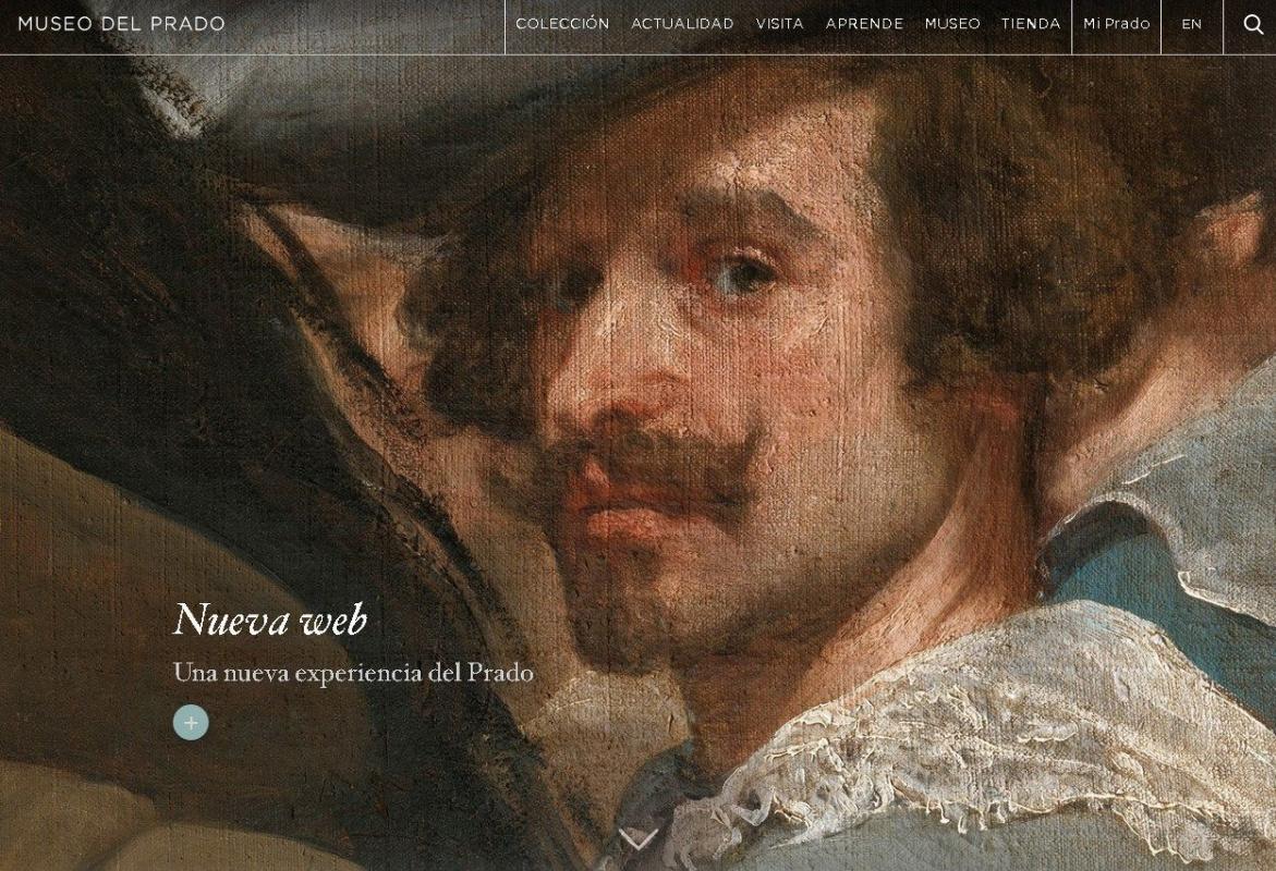 Как у себя дома:  музей Прадо запустил новый сайт