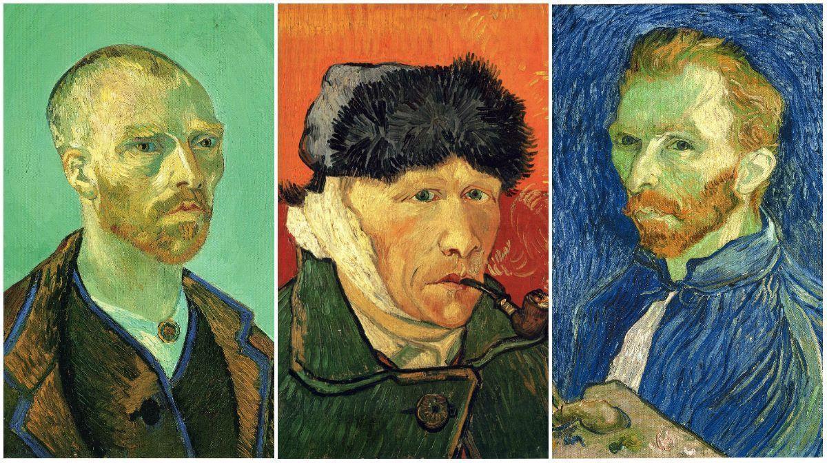 Пять оттенков Ван Гога: абсент, ангелы и пагубные страсти