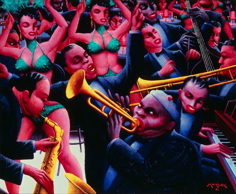 Первая ретроспектива Арчибальда Мотли: даешь полный джаз Городу Ангелов!