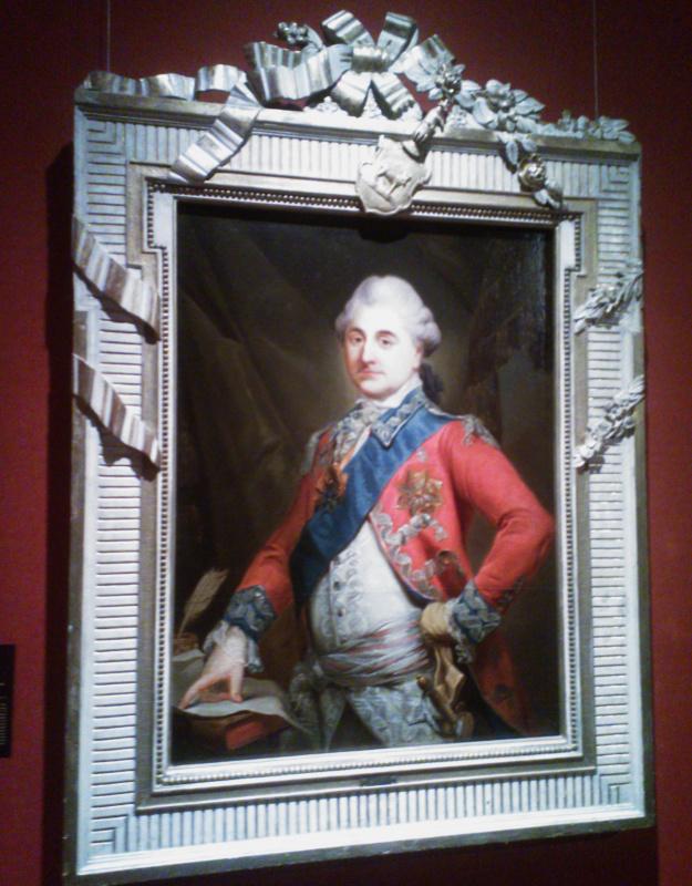 Марчелло Баччарелли«Портрет короля Польши Станислава Августа Понятовского(1732−1798)»
