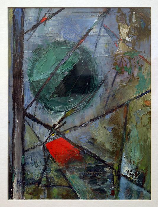 Andrei Tarkovsky. The captured masterpiece paintings