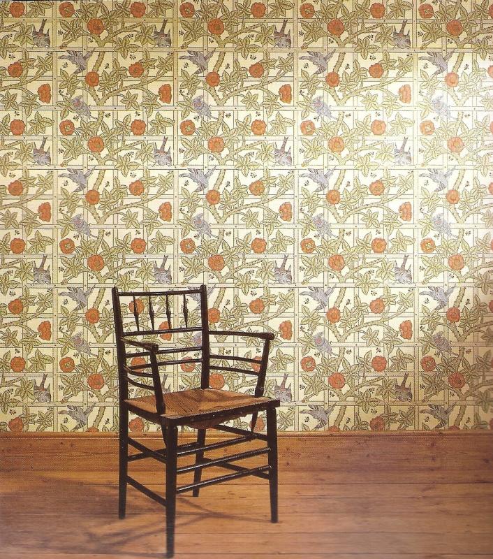 Дизайн жизни Уильяма Морриса: искусства, ремесла и увлечения