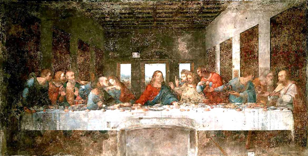 essay artisitc analysis leonardo da vinci s last supper See what is meant by balance in composition in this analysis of the elements of composition: balance photo of mona lisa painting by leonardo da vinci.