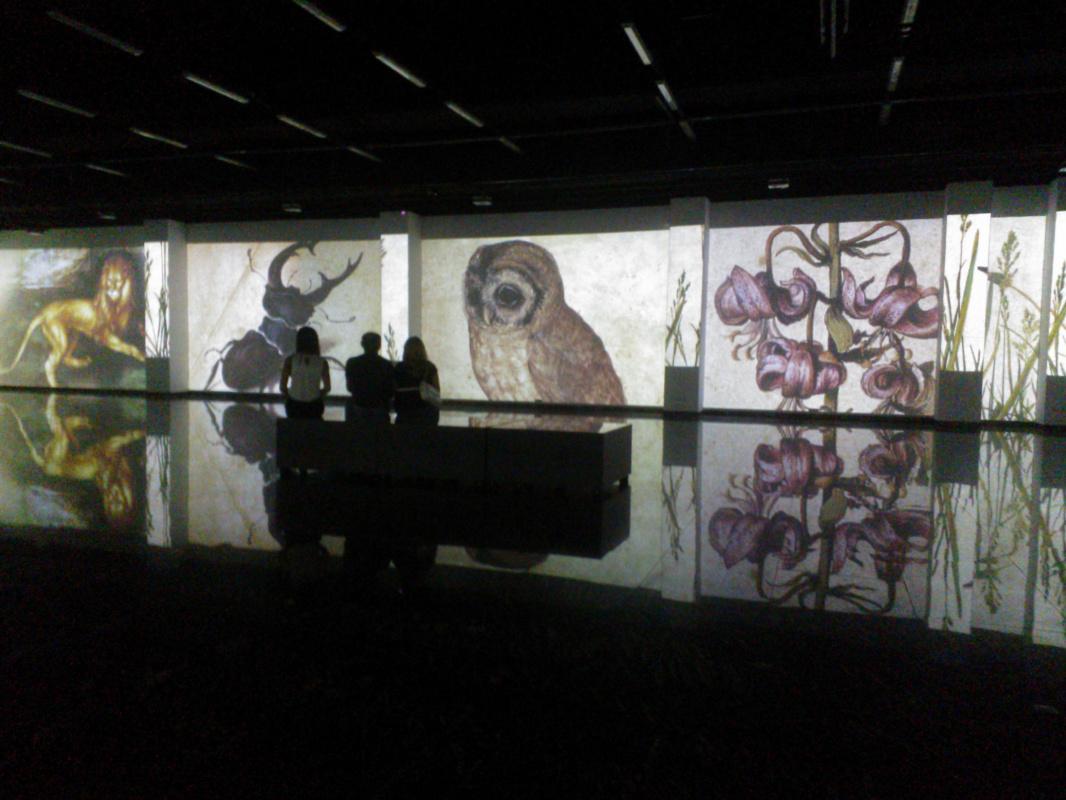 «Ренессанс – эпоха гениев»: захватывающая мультимедийная выставка в Киеве