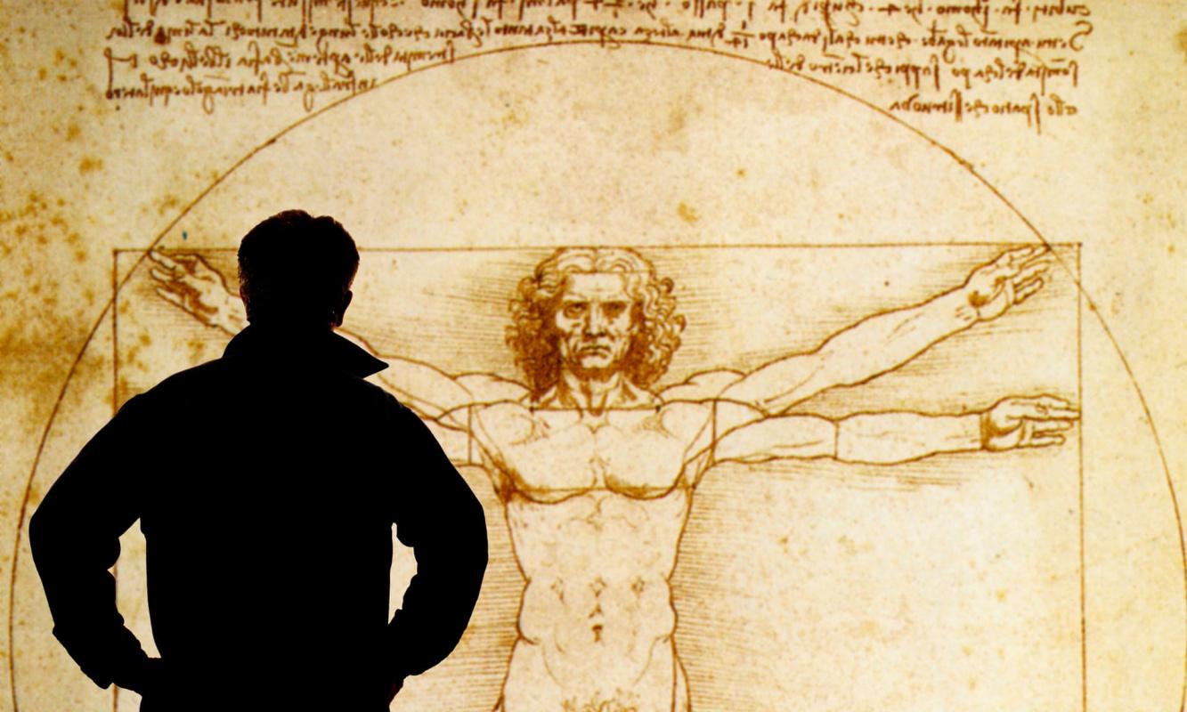 Итальянцы попытаются «взломать» код ДНК Да Винчи по пряди волос