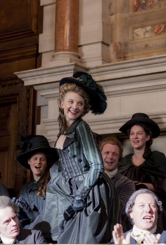 Скандальная леди Уорсли с картины Джошуа Рейнолдса стала героиней британского фильма