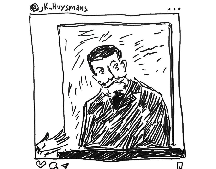 Что бы запостил Моне? Музей Орсе запустил инстаграм-аккаунты мастеров импрессионизма