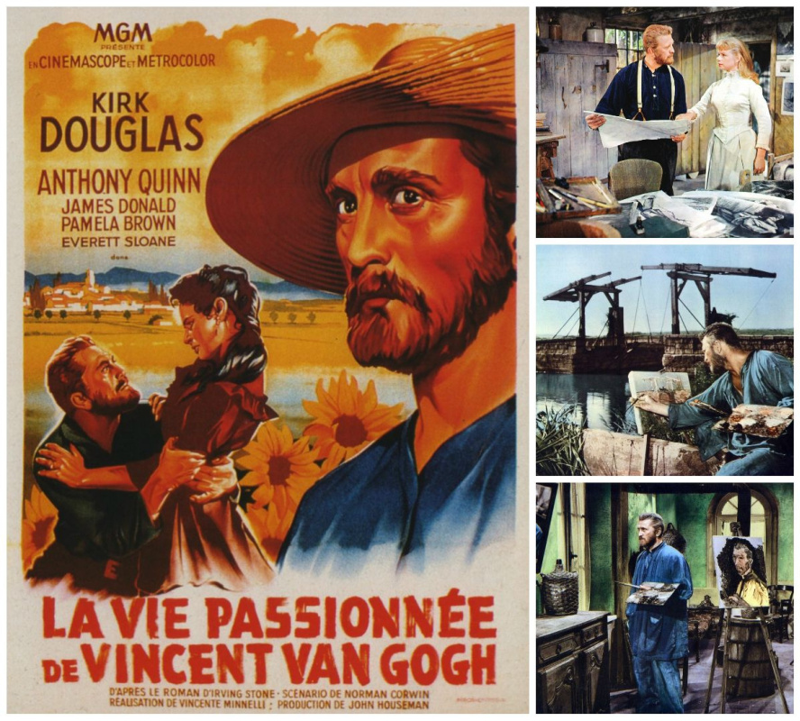 Ван Гог в кино: 5 фильмов о живописи, желтом цвете и безумии