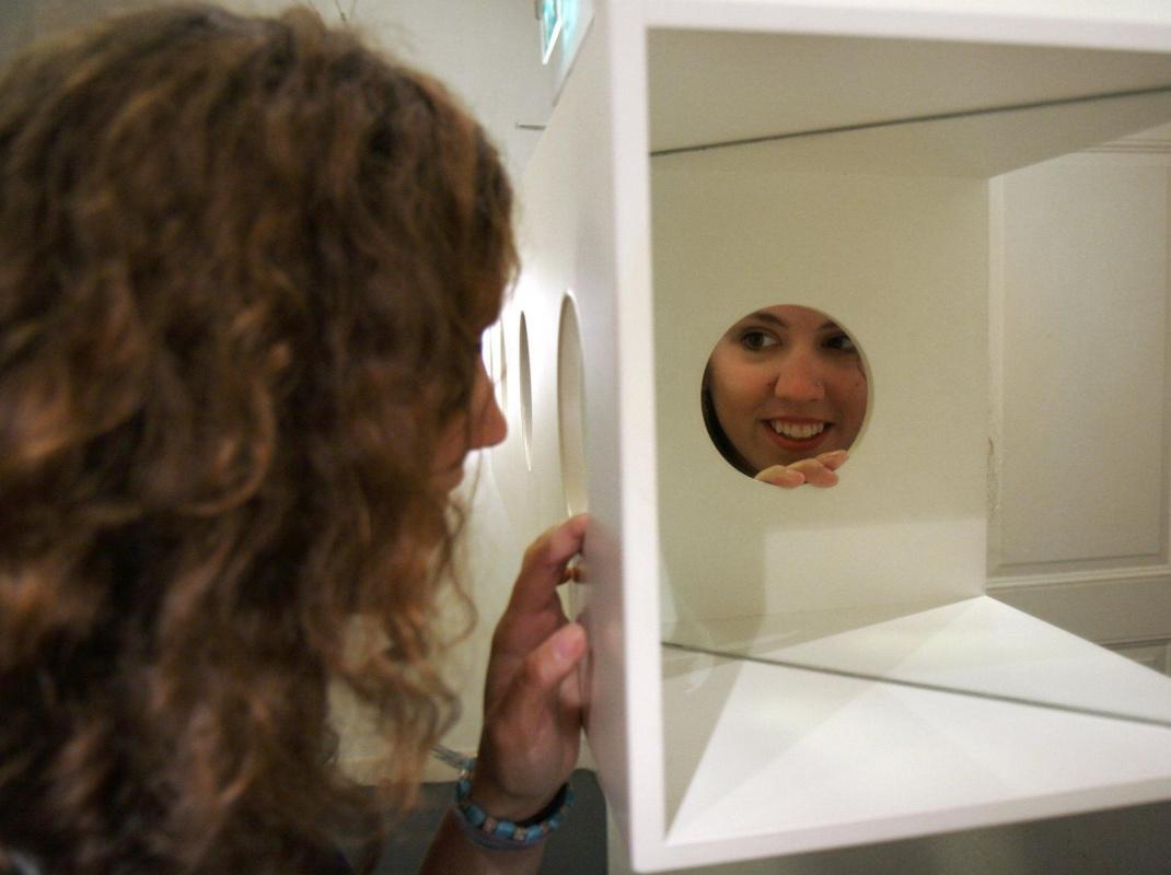 Визит в музей невозможного: Гаага, ящерицы и Эшер-ицы