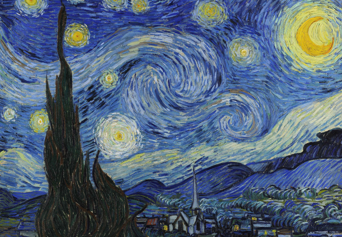 On the other side of the glass: the pictures Van Gogh created looking windows