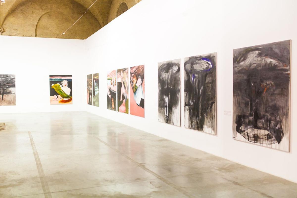 В десятку! В киевском Мыстецьком Арсенале на X ART-KYIV Contemporary 2015 представили будущий музей украинского совриска.