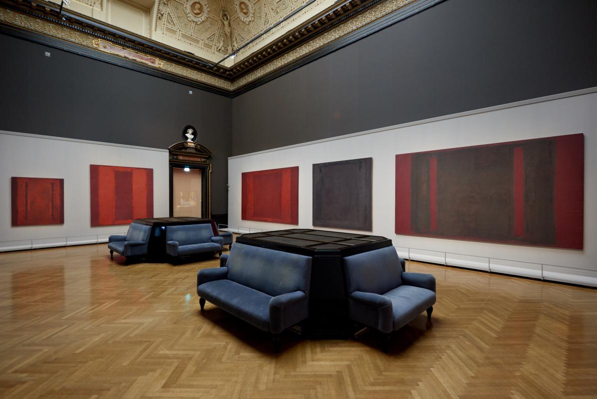 Фрагмент выставки. Фото: KHM-Museumsverband