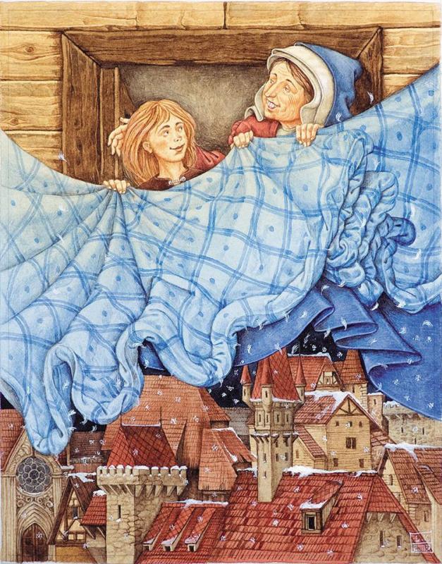 Художник-иллюстратор Лев Каплан: «Смотреть на все глазами ребенка - только так можно сделать хорошую иллюстрацию!»